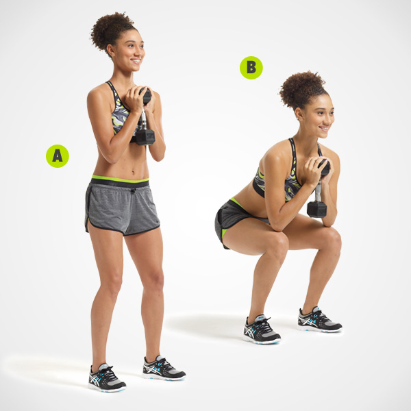 Free Workout Of The Day All Over Body Workout Weights