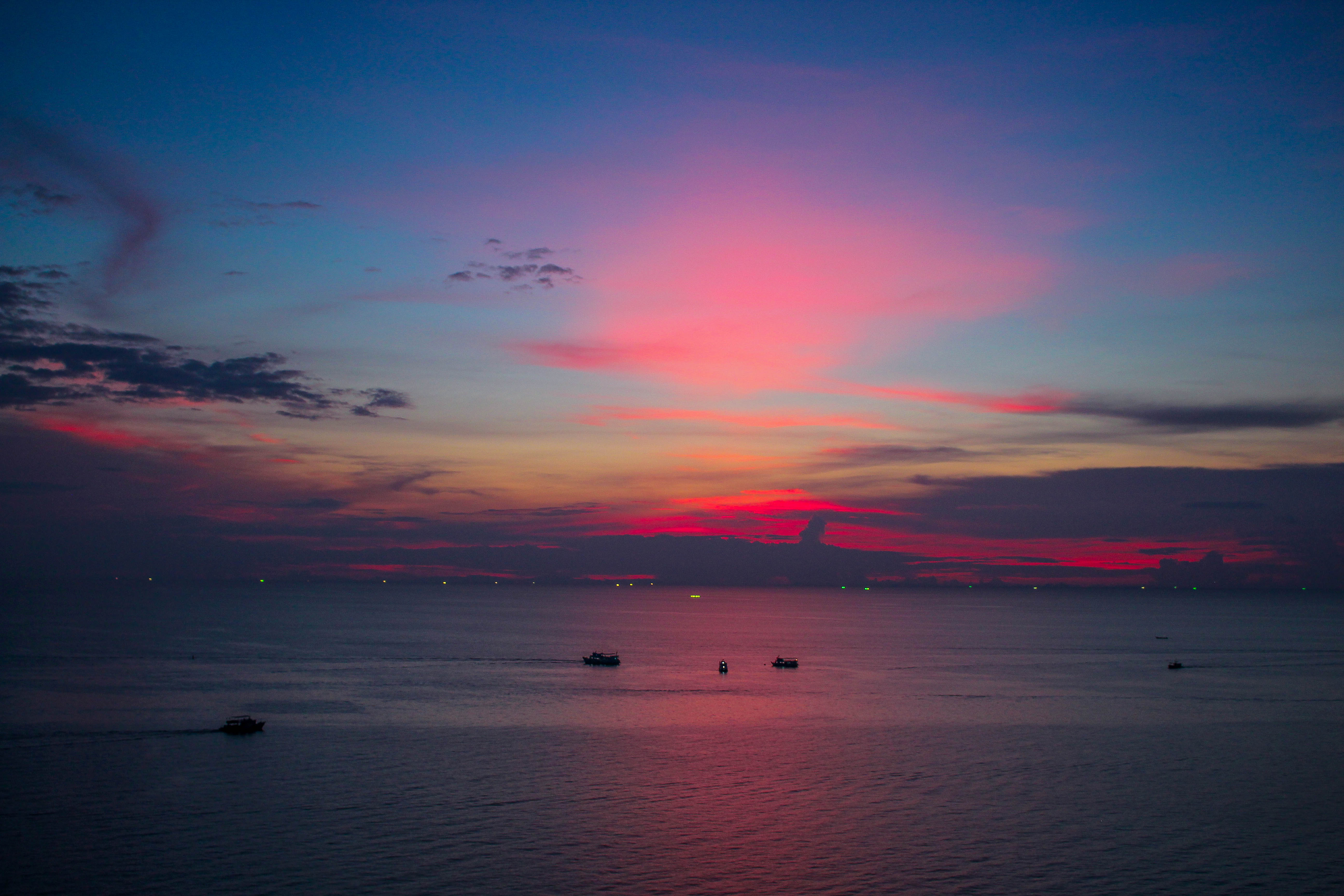 THE MOST BEAUTIFUL SUNSETS IN THE WORLD, KOH TAO – My ...